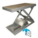 Электромеханический подъемный стол ГК Техносистемы