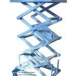 Четырехножничные подъемные столы ГК Техносистемы