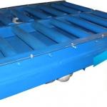 Подъемные столы с рольгангами ГК Техносистемы