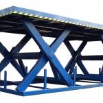 Подъемные столы с последовательными ножницами ГК Техносистемы