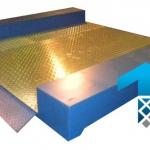 Низкоплатформенный подъемный стол ГК Техносистемы