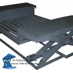 Низкоплатформенные подъемные стол ГК Техносистемыы