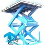 Двухножничные подъемные столы ГК Техносистемы