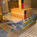 Низкорамные подъемные платформы — решение для складских терминалов и комплексов