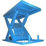 Фотографии подъемных столов большой грузоподъемности