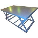 Фотографии подъемных столов с последовательными горизонтальными ножницами ГК Техносистемы
