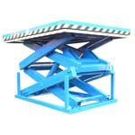 Двухножничные подъемные гидравлические столы производства Группы Компаний Техносистемы