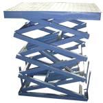 Четырехножничные подъемные гидравлические столы производства Группы Компаний Техносистемы