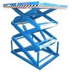 Трехножничные подъемные гидравлические столы производства Группы Компаний Техносистемы