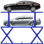 Фотографии автомобильных лифтов производства Группы Компаний Техносистемы