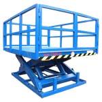 Одноножничные подъемные гидравлические столы производства Группы Компаний Техносистемы