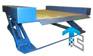 Низкоплатформенные подъемные столы производства Группы Компаний Техносистемы