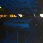 Двухножничный подъемный стол 3 т на складе