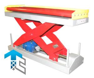Электромеханические подъемные столы производства Группы Компаний Техносистемы