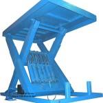 Подъемные столы тяжелой серии: мощь, воплощенная в металле