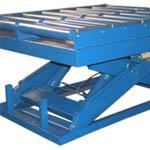 Рольганги или конвейеры для подъемных столов ГК Техносистемы