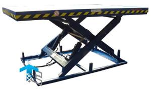 Подъемные столы г/п 1000 кг в наличии на складе