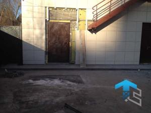 ГК Техносистемы поставила подъемный стол г/п 1500 кг для М.Видео, Москва