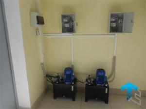 Сервисное обслуживание подъемных столов ГК Техносистемы