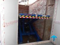 Работы, входящие в периодическое техническое обслуживание подъемного стола