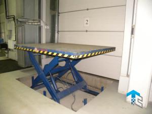 """Подъемные столы в гипермаркете """"Глобус"""", Тверь: 2 года работы"""