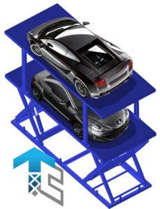 Автомобильные лифты производства Группы Компаний Техносистемы