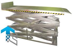 ГК Техносистемы поставила подъемный стол во взрывозащищенном исполнении